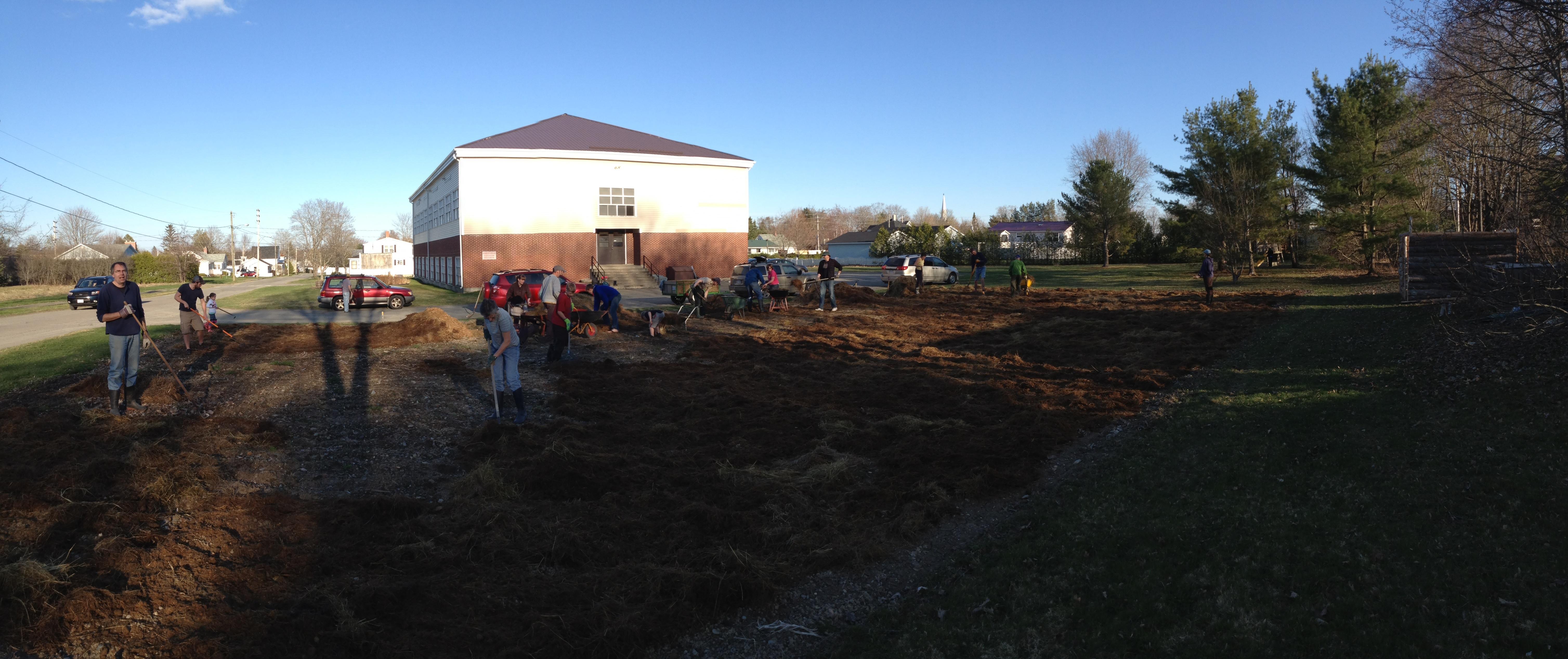 SCV Community Garden