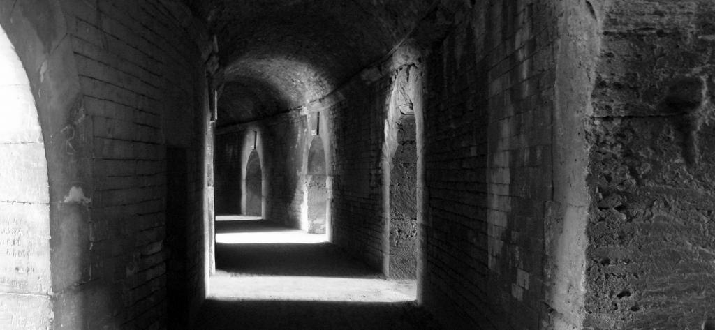 Coliseum at Arles