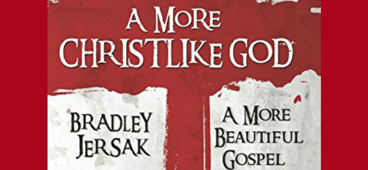 book cover - a more christlike god